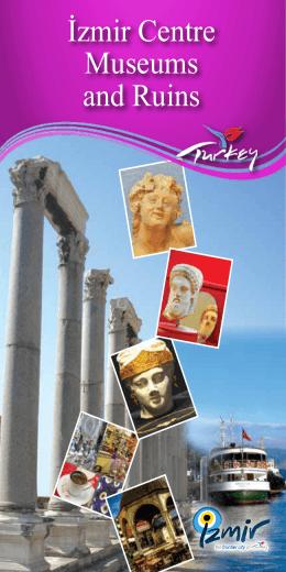 İzmir Centre Museums and Ruins - İzmir İl Kültür ve Turizm Müdürlüğü