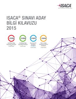 ısaca® sınavı aday bilgi kılavuzu 2015