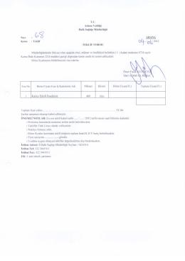Q~ ...lOG 20 i2 - Adana Halk Sağlığı Müdürlüğü