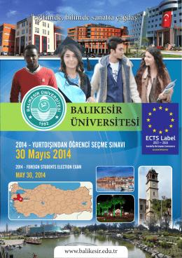 30 Mayıs 2014 - Bauyos 2014