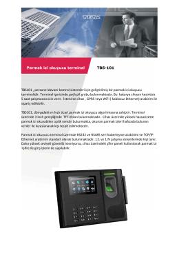 PDF İndir - Teta Elektronik A.Ş.