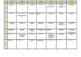 İstatistik 1 ( İKT2- İŞL2- SBKY2) Genel Muhasebe I (E.A) Mikro İktisat