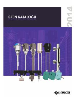 LONCA 2014 Katalog (TR)