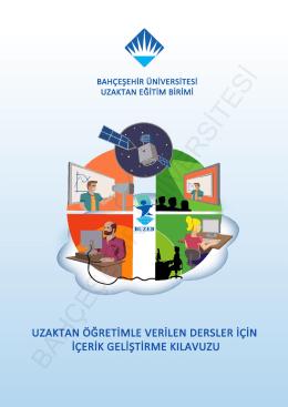 bahçeşeh ir ün iversitesi - Buzeb Bahçeşehir Üniversitesi Uzaktan
