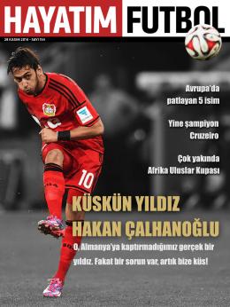 HF154 - Hayatım Futbol