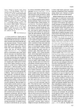 (Ahmed Cevdet Paşa, s. 132). 3. Müekked teşbih. Mûcez de denil