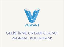 Vagrant - OYLG2014