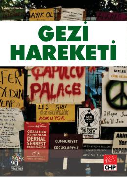 Gezi Hareketi