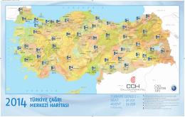 türkiye çağrı merkezi haritası