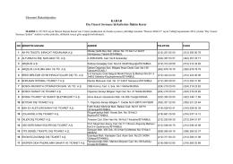 Ekonomi Bakanlığından: KARAR Dış Ticaret Sermaye Şirketlerine
