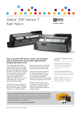 ZXP Series 7 Data Sheet TK HR