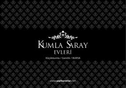 Kumla Saray Evleri