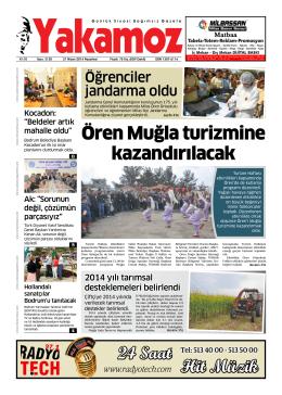 21.04.2014 pazartesi - Milas Medya Arşivi