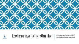 İzmir Atık Yönetimi