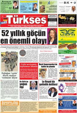 90 - Türkses Gazetesi