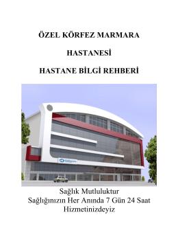 Kaydet - Marmara Hastanesi