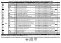 2014-2015 11. sınıf 2 saatlik geometri yıllık plan