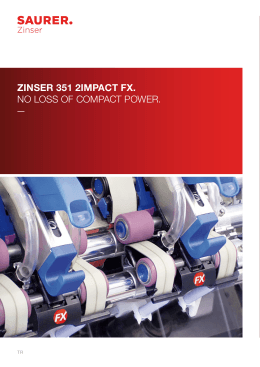 zınser 351 2ımpact fx. no loss of compact power.
