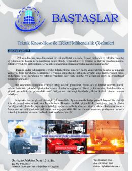 e-katalog - Baştaşlar Makina İnşaat