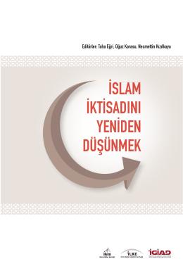 islam iktisadını yeniden düşünmek