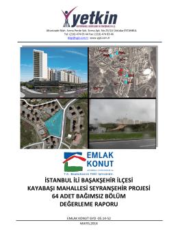 """""""Seyranşehir"""" Projesi"""