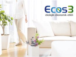 Ecos3 Kataloğunu İndirmek İçin Tıklayın!
