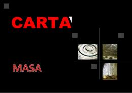 CARTA Masa (PDF)
