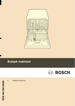 Ankastre bulaşık makinesi - Klima Servisi