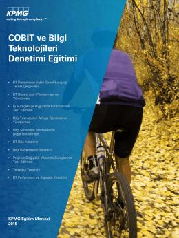 COBIT ve Bilgi Teknolojileri Denetimi (PDF 592 KB)