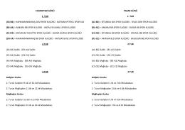 (a3-b4) > kahramanmaraş gem spor kulübü