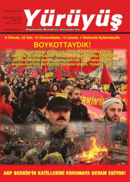 polisiyle, yargısıyla, çetecisiyle faşist devlettir! - PDF