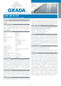 COAL TAR AC 976
