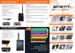 bmm-300 rf veri toplama ünitesi bmm-300 rf data collector