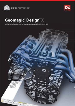 3B Tarama Prosesinden CAD Yazılımınıza Giden En Hızlı Yol