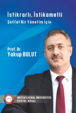 pdf formatı indir - prof. dr. yakup bulut