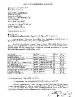2010 yılı Fakülte Yönetim Kurulu Kararları (1.5 MB)