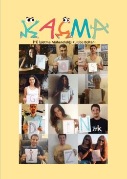 Kaçma – 2014 Hoşgeldin Kaçması - İTÜ İşletme Mühendisliği Kulübü