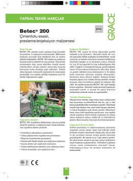 betec 200