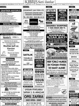 ODUN - Kıbrıs Gazetesi