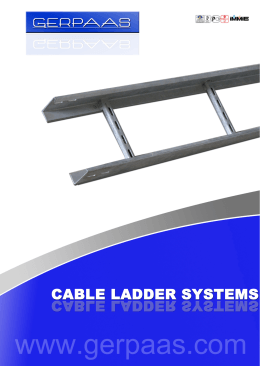Cable Ladders
