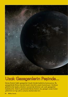 Uzak Gezegenlerin Peşinde