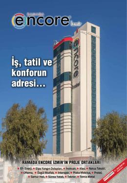 Ramada Encore İzmir Hotel