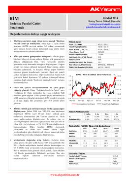 BİM - Akbank Yatırımcı