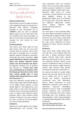 Hutbe (iki sütunlu PDF)