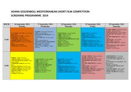buraya - Adana Golden Boll Film Festival