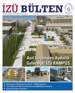 haberler - İstanbul Sabahattin Zaim Üniversitesi