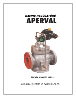 aperval manual (tr)