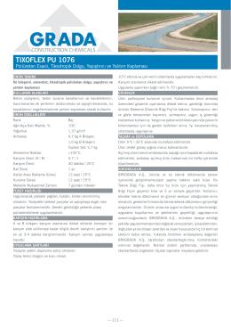 TIXOFLEX PU 1076