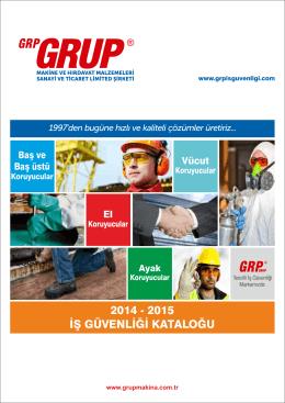 grup katalog iş güvenliği.cdr