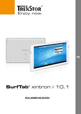 SurfTab® xintron i 10.1